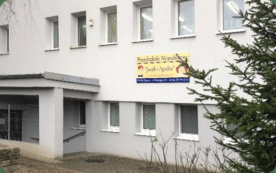 Jacek iAgatka, Przedszkole Niepubliczne